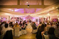 Elegant hall with pink uplights. Vintage Style, Vintage Fashion, Elegant, Pink, Wedding, Classy, Valentines Day Weddings, Chic, Fashion Vintage