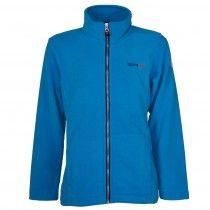 Mooi blauw fleece vest voor meisjes. Het meisjes fleece vest is heerlijk zacht en houdt warm. Het vest heeft een handig verstelbaar koord aan de onderzijde en open heupzakken. http://www.bjornson.nl/fleece-vest-meisjes-blauw-marte.html