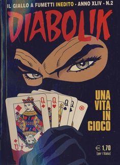 Diabolik, Comic Art, Cool Stuff, My Love, Graphic Novels, Cards, Journals, Destiny, Drawing S