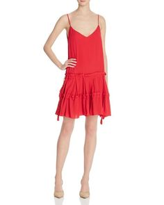 Rebecca Minkoff Twiggy Ruffled Dress