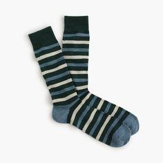 J.Crew - Striped socks