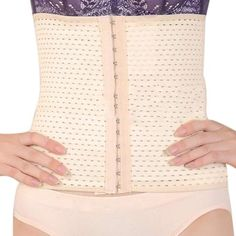 Womens Elasticated Corset Type Belt