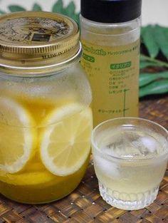 レモン酢&レモン酢シロップ by yoco152 [クックパッド] 簡単おいしいみんなのレシピが242万品