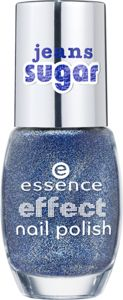 Essence - Effect nail polish - 07 - Blue-jeaned