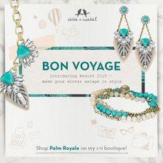 Get away in style with Palm Royale! Shop my online boutique - chloeandisabel.com/boutique/kellycraig