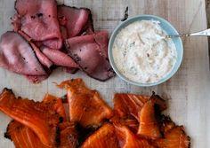 Carrot and Yogurt Sauce