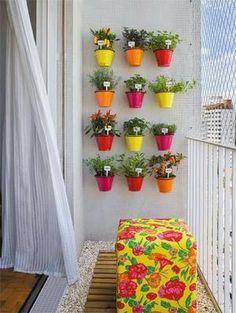Ideas prácticas para decorar balcones pequeños