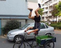 Bike Riding Like a Boss!