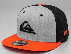 QUIKSILVER x NEW ERA「Four Stars」59Fifty Fitted Baseball Cap
