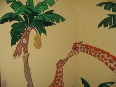Grand kids room I painted for them!