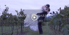 Raffaldini Vineyards Wedding Film – Sarah and Garret