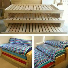 Our tripple bed .. 3 beds in one great #spacesaver hearneys hobbies is us .. #townsville find us on facebook
