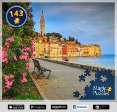 I've just solved this puzzle in the Magic Jigsaw Puzzles app for iPad. Image Storage, Puzzle Board, Google Play, Big Ben, Jigsaw Puzzles, Ipad, Magic, Painting, Pictures