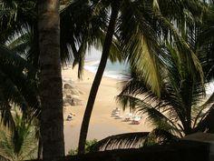kerala kovalam chowara beach
