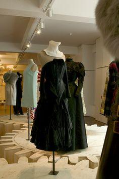Judith Clark — Spectres: When Fashion Turns Back #fashion #exhibition