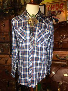 Vintage 1970's ROEBUCKS Sears Co Western Wear by TheMaineVintage