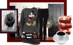 """Lazy Tuesday."" by luxy-pixie ❤ liked on Polyvore"