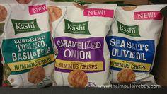 kashi hummus crisps | Kashi Hummus Crisps All of the varieties are flavorful and light.
