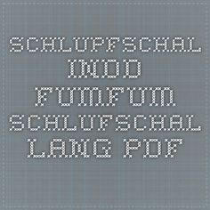 schlupfschal.indd - fumfum Schlufschal_lang.pdf