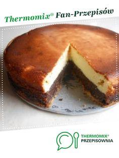 Mako-sernik na kruchym spodzie jest to przepis stworzony przez użytkownika massii. Ten przepis na Thermomix<sup>®</sup> znajdziesz w kategorii Słodkie wypieki na www.przepisownia.pl, społeczności Thermomix<sup>®</sup>. Baked Potato, Potatoes, Baking, Ethnic Recipes, Food, Thermomix, Patisserie, Potato, Bread