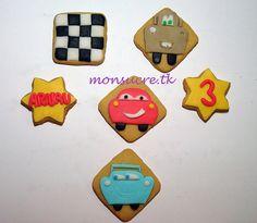 galetes de Cars by Monsucre, via Flickr