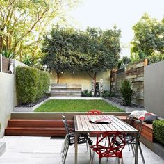 Garden design  the basic elements and some cool ideas