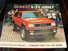 30 Best GMC Jimmy images | Chevy, Autos, Chevrolet blazer