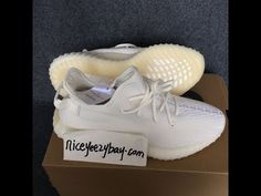 7be1a3a5668a7 Yeezy 350 V2 boost triple white from niceyeezybay.com