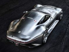 Mercedes Benz AMG Vision GT Concept Unknow source www.race.kuvat.fi www.action.pictures.fi