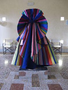 Museo Cappucci, Firenze villa Bardini, Abito