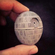 Star Wars Todesstern Osterei