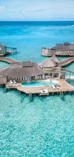 Soneva Jani Noonu Atoll, Malediven - Hotels, Resorts and Spas - Holiday events Vacation Places, Vacation Destinations, Dream Vacations, Vacation Spots, Greece Vacation, Holiday Destinations, Beach Vacations, Maldives Travel, Maldives Honeymoon