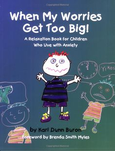 Engaging and easy to read, this book is personalized as the child develops his or her own self-calming strategies.