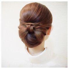 上品可愛らしさ どちらも入ってるスタイル() #ヘアセット #ヘアアレンジ #和装 #ヘアスタイル #アップ #hair #hairset #hairarrange #ヘアメイク ...