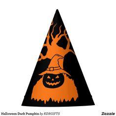 Halloween Dark Pumpkin