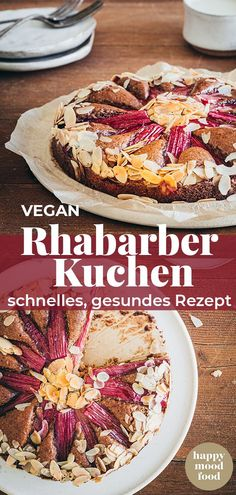 Vegan Baking Recipes, Vegan Blogs, Vegan Sweets, Bakery, Ayurveda, Good Food, Tasty, Favorite Recipes, Breakfast