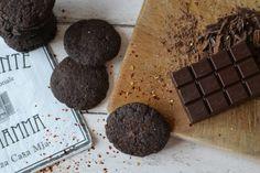 Extra čokoládové sušenky s chilli | Recepty | PEČENĚ-VAŘENĚ