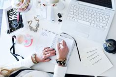 Design Love Planner Special Feature - The Working Girl