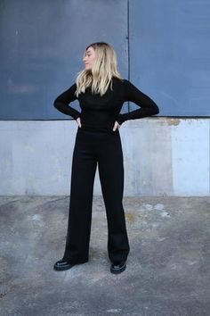 AvalonPants –These pull-on knit pants are simple and stylish, quick to sew and comfor...
