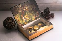 Hollow Book Safe  Grimm Complete Fairy Tales by HollowBookCo, $60.00