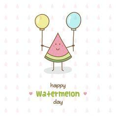 #watermelonday #watermelon #drawing #illustration #art #digitalart #instaart #holiday #cute #vector #рисунок #арбуз #деньарбуза #творчество