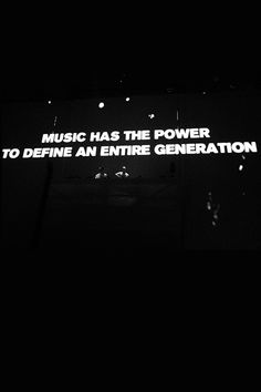 music, quote, and generation image