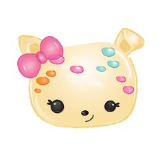 Confetti Jelly Character | Num Noms