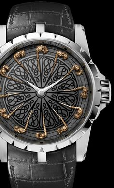 Roger Dubuis Watch - Excalibur 45 Knights of the Round Table II (45 mm)