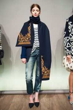 J.Crew Gets 'Inspired and Nostalgic' for Fall 2015 - Fashionista