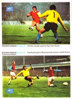 19c2b06a6e Golden Goals ~ The Football Attic
