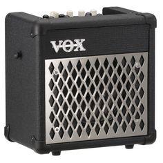 Vox MINI5 Rhythm Compact Modelling Guitar Amp at Gear4Music.com