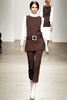 Giulietta Fall 2012 Ready-to-Wear Fashion Show