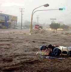 lluvias nivel: Hermosillo (Rain level: Hermosillo) haha