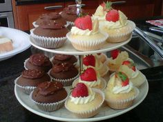 Cakes for Rayn's Baby Blessing